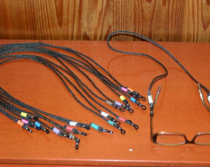 Eye Glass Leash Rope Lanyard Various Colors Eyewear Jewelry Rope Nautical