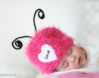 Love Bug Photography Prop ~ Newbaby ~ Parents ~ Arrival