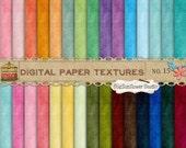 Essentials Digital Scrapbook Paper Pack  No 15 - 12x12
