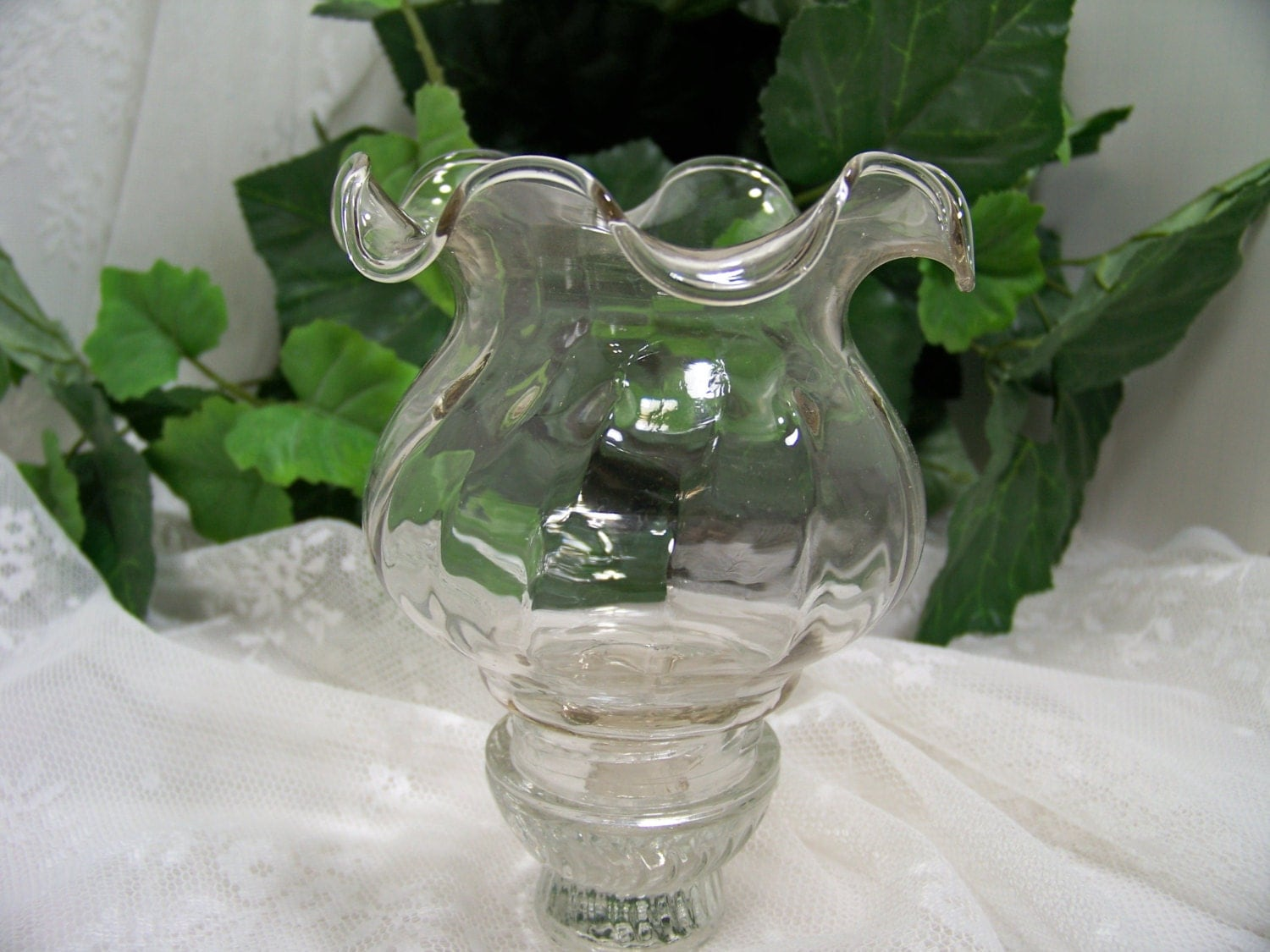 vintage votive cup candle holder home interiors by