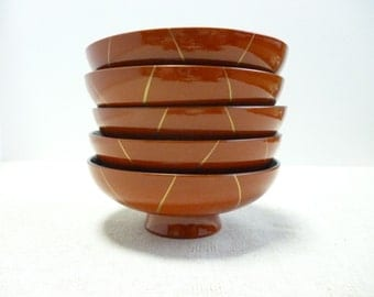 Lacquer bowl five