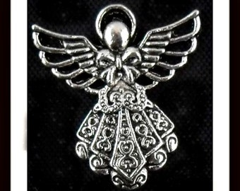 Filigree Angel Charms ( 4 Pack) LOW Shipping