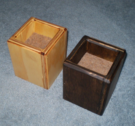 Furniture Risers 4 Inch All Wood Construction by Odyssey359