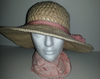 Spring/Summer Brim Hat