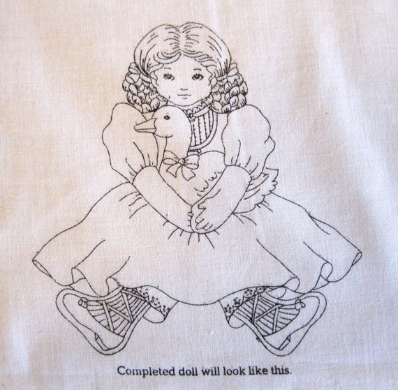 how to make a doll with movable limbs