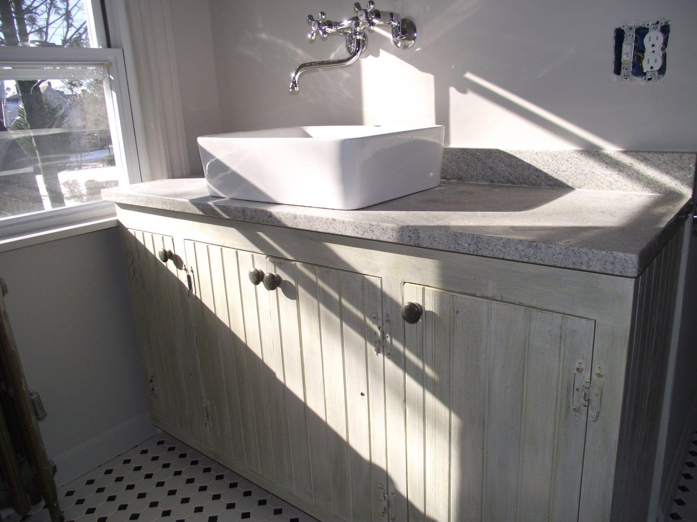 Bathroom Vanities Custom Made Raw Or Endless Painted
