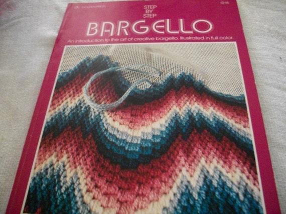 Step By Step Bargello Embroidery Book