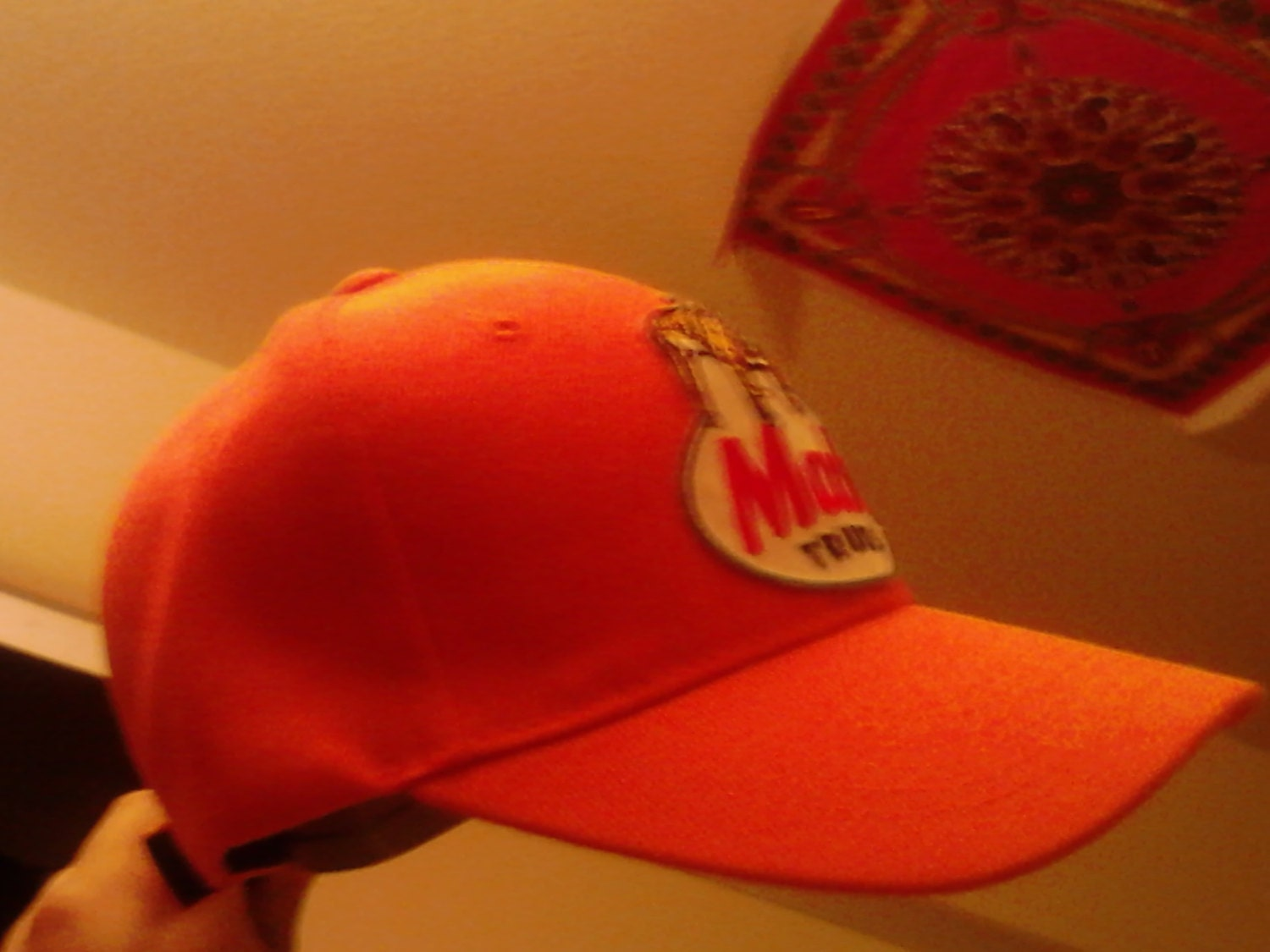 king of the hill dale gribble orange hat