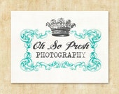 Photography or Boutique Logo and 3 Watermarks - Item 524