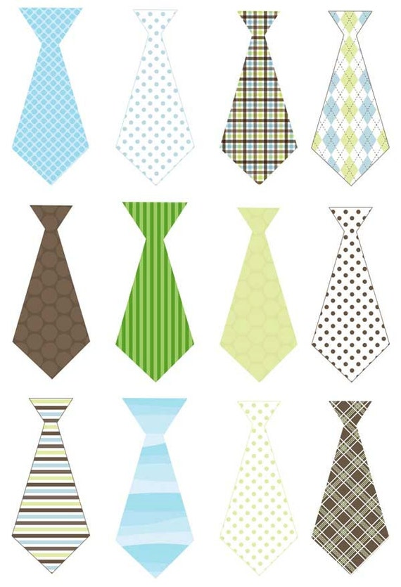 items similar to baby boy ties decals iron on or sticker