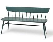 Contemporary Windsor Bench