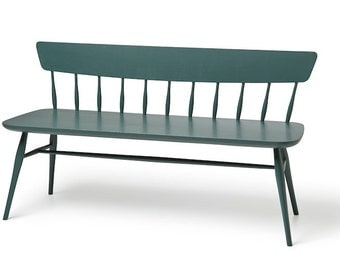 Contemporary Windsor Bench