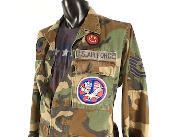 Hippie Air Force Field Jacket