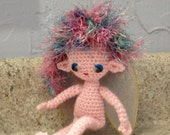 Fairy Doll - Amigurumi