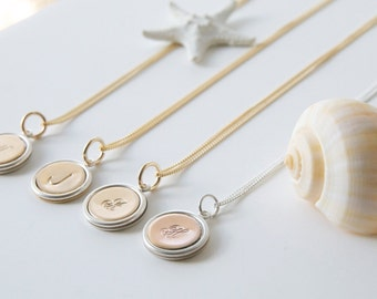 Personalized Keepsake Jewelry/Bridesmaid Keepsake Thank You Gifts/Thank You Mom Gifts/Matron Of Honor Gifts