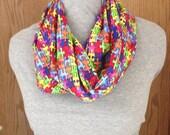Autism Infinity scarf - KruseKreations22