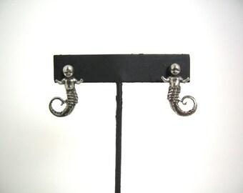Mer-Baby Post earrings