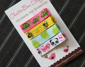 Baby Hair Clips for Everyday Baby Barrettes Toddler Hair Clips Girls Hair Clips Cute Critters Collection