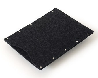 Microsoft  Surface 2, Pro 2 Sleeve Case Cover black synthetic felt