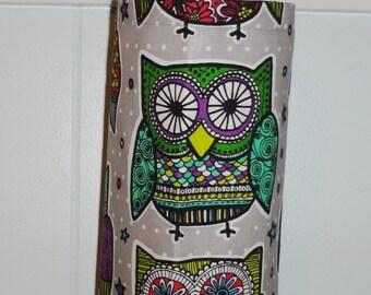 Plastic Bag Holder Grocery Bag Storage Kitchen Bag Storage Hooty Owl