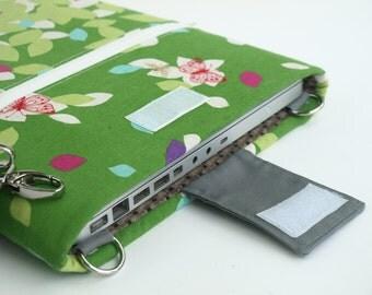 Macbook Air Laptop Bag, Macbook 13 inch Laptop Padded Case, 11inch Laptop Cover, Macbook Pro 13 inch Bag, Japanese Print Laptop Bag