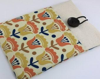 iPad mini Case, iPad mini Sleeve, iPad mini Cover, PADDED - Tulips