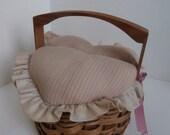 Heart Sewing Basket 1