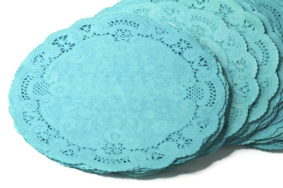 Pin Colored Paper Doily on Pinterest