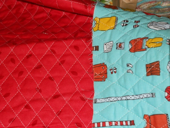 sale Beautiful Pre Quilted Little Apples by Aneela Hoey Kids ... : pre quilted fabric for sale - Adamdwight.com