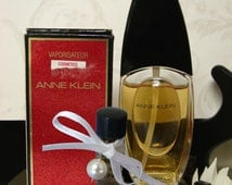 Vintage Perfume Decant ANNE KLEIN 1/6 Oz Eau de Parfum 5 ml Decanted Floral Green Musky Citrus Sample Perfume