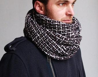 Cowl Scarf 100 % Wool Beautiful Scarf