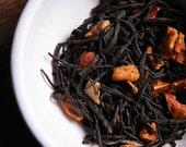 Grey Brews - House Blend - Rwanda Black Tea, Lapsang Souchong, Turkish Apple