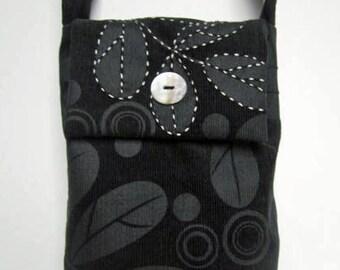 Ebony Pocket Bag