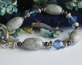 Flower petals Bracelet made with YOUR wedding, honeymoon, funeral, dried flowers, ashes, sands, or fabrics