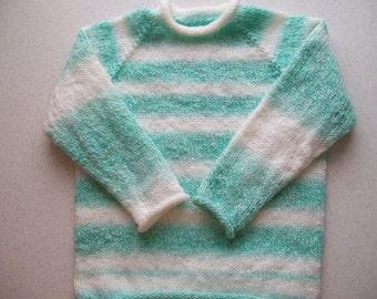 Spearmint Girls Pullover