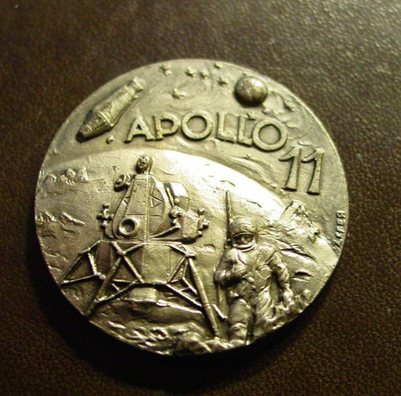 apollo 11 nasa coin - photo #24