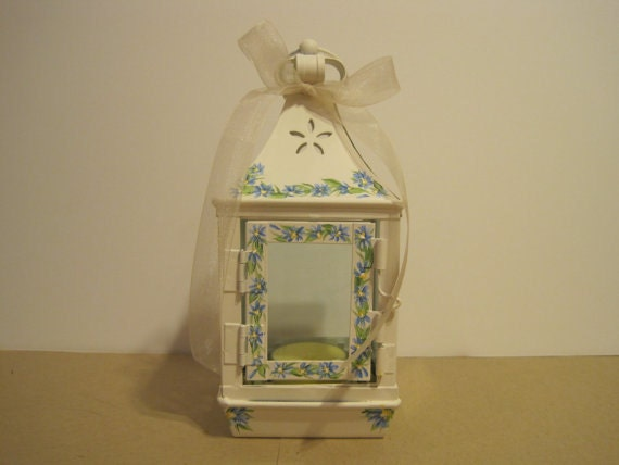 Country Tealight Lanterns