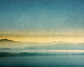 San Juan Islands - fine art photography, digital art, wall decor, landscape print