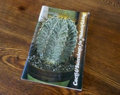 Cacti & Succulents Book Vintage Great Resource