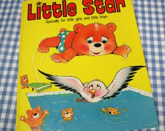 little star 1986 - specially for little girls and little boys, 1985 children's book