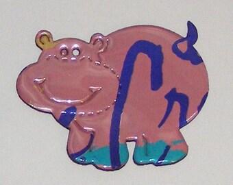 Hippo - Grapefruit La Croix Sparkling Water Soda Can Magnet (Replica)