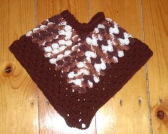 Baby's Chocolate Poncho