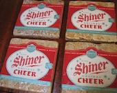 Set of Shiner Cheer Natural Stone Coasters