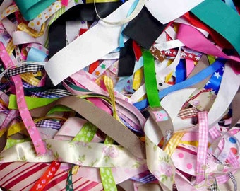 100 yards mixed design satin Grosgrain RIBBON mixed size 9mm 13mm 16mm 22mm 25mm 38mm by random