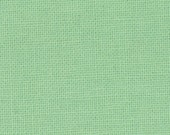 30s Betty's Green 9900-121 Bella Solid by Moda Fabrics - 1 yard
