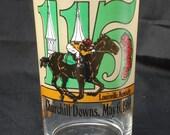 1989 Official Kentucky Derby Glass
