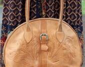 Beautiful Boho Leather Bag