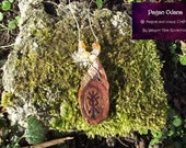 Bindrune Talisman - Attract money amulet - Runes Spirit