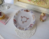 Once Upon a Time Plate for Dollhouse