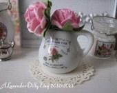 Rose de  Provence Dollhouse Jug